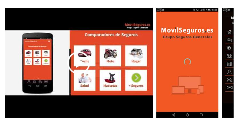 eSeguros vs MovilSeguros: La mejor app Android para la comparación de seguros